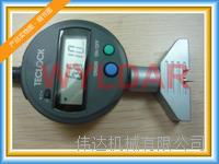 DMD-2520S2 0.001显示数显经济型深度计日本TECLCOK得乐  DMD-2520S2