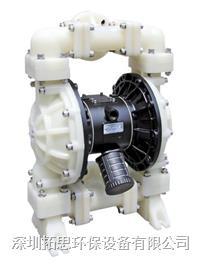 廣東粉色直播在线观看GMK40氣動隔膜泵加藥泵耐酸堿泵
