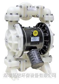 廣東深圳拓思GMK20氣動隔膜泵耐酸堿泵噴涂設備泵