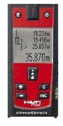 喜利得PD42测距仪|手持激光测距仪|德国喜利得激光测距仪 PD42