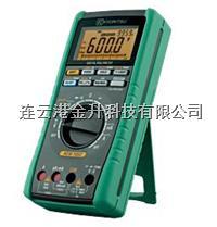 共立数字式万用表1051/1052 DC基本精确度0.09% 1051/1052