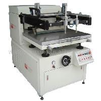 WJ-PA-EN斜臂式平面網印機