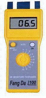 紡織原料水分測定儀布料水分測定儀水份測定儀水分測試儀測濕儀水分測量儀回潮率檢測儀水分儀水份儀水份測定儀 FD-D1
