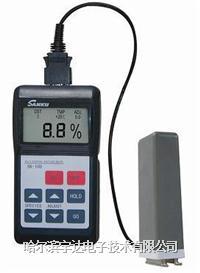 SK-100C軌道式紡織原料水分測試儀紡織原料水份測定儀回潮率檢測儀 宇達牌