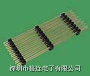 电脑连接器 pitch:0.5,0.8,1.0,1.27,2.0,2.54,3.96mm