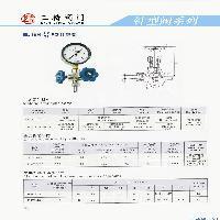 J19H-16-320儀表針型閥(含壓力表)