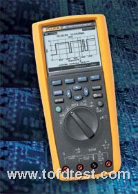 美国福禄克电子记录万用表F287  美国福禄克电子记录万用表F287