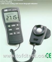 台湾泰仕数字式照度计TES1335  台湾泰仕数字式照度计TES1335