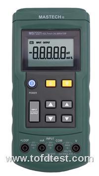 深圳华谊电压电流校准仪MS7221   深圳华谊电压电流校准仪MS7221