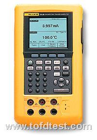美国福禄克过程仪表校准器F743B    美国福禄克过程仪表校准器F743B