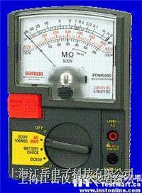 日本三和 絕緣電阻計 DM1008S