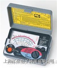 日本共立 數字式絕緣/導通測試儀 250V/500V/1000V