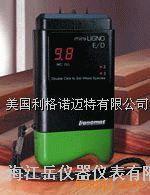 利格诺迈特LIGNOMAT 木材水分测湿仪|Mini-Ligno E/D木材水分仪木材含水率测量仪木材湿度计 Mini-Ligno E/D