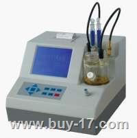 微量水分测定仪、卡尔费休 库仑水分仪、液体溶液水分测量仪 KLS701