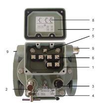 德国EMB瓦斯继电器BF80/10EMB瓦斯继电器