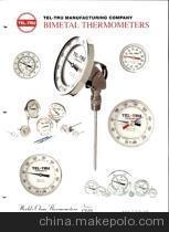 美国TEL-TRU压力表、温度计 P611A2D9AG-01G302K2