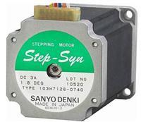 SANYO二相混合式步進電機103H548-0410  103H548-0410