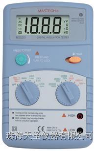 声光报警数字兆欧表 MS5201