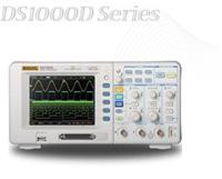 經濟型數字混合示波器 DS1000D系列