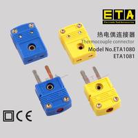 蘇州 ETA1080/1081 熱電偶插頭 ETA1080K/J/T  ETA1081K/J/T
