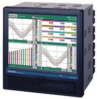 KR3000大屏無紙記錄儀