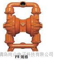 "Wilden高壓氣動隔膜泵 HP800(原先的HP250)-2""(50.8mm)高壓泵"