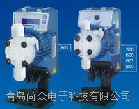 青島seko加藥隔膜計量泵 APG803