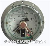 DC24V耐震軸向帶邊電接點壓力表 YTXC-150ZQ-Z