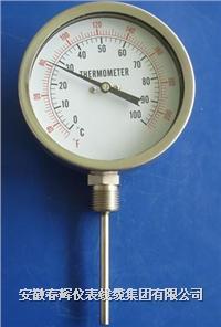 徑向型雙金屬溫度計  WSS-311  WSS-411 WSS-512