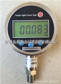 氯氣用數字壓力表 CH-YL-100HF