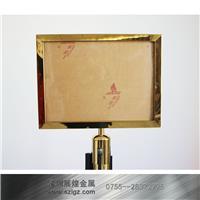 钛金展示牌 Lg-P