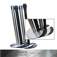 不锈钢可叠式隔离带