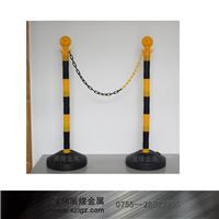 塑料警戒柱挂链围栏 LG-SL