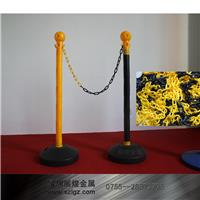 圆头塑料挂链排队围栏 LG-SL