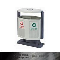 一体成型烤漆环保桶 GPX-234B