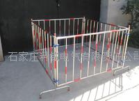 不銹鋼伸組合式伸縮圍欄