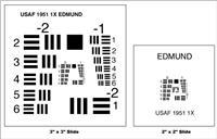 分辨率板(美軍標)