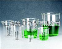 美国Nalgene 1203-2000,2000ml, Griffin.低型烧杯 1203-2000,2000ml
