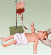護理教學模型|上等嬰兒全身靜脈穿刺模型 KAH/S9