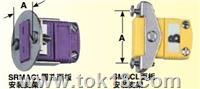 圆孔面板安装支架 小型连接器配件  SRMACL 面板安装支架  美国Omega配件  SRMACL  RMACL