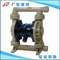 氟塑料氣動隔膜泵
