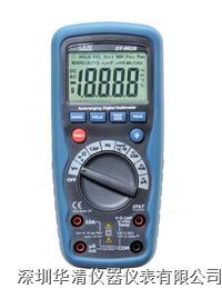 DT-9928/9928T/9938專業防水數字萬用表 DT-9928/9928T/9938
