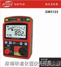 GM3123 GM3125高壓兆歐表 GM3123 GM3125