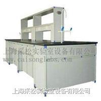鋁木實驗台  實驗室家具