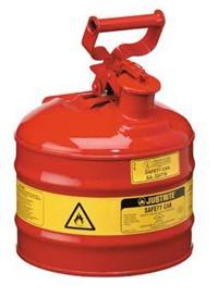 2.5加侖鋼製安全罐