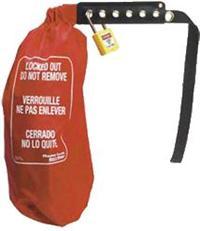 束袋式电气安全锁