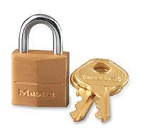 普通銅安全掛鎖 170MCND,不同花鑰匙係列