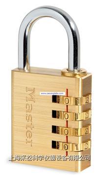 黄铜侧开4位密码锁 604MCND / 604D