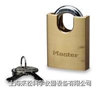 包鉤銅掛鎖 Master lock,2250係列,50mm寬鎖體,9mm粗鎖鉤
