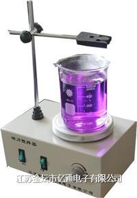 79-1恒溫磁力攪拌器